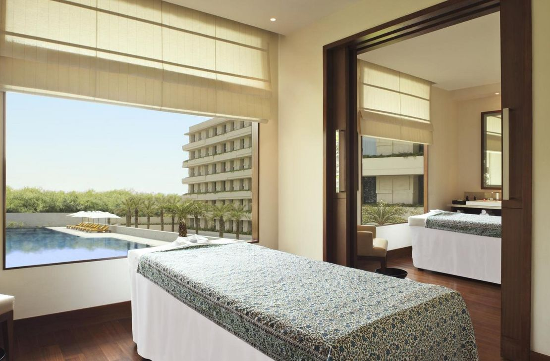 The Oberoi Gurgaon - 24 Hour Spa Suite - India