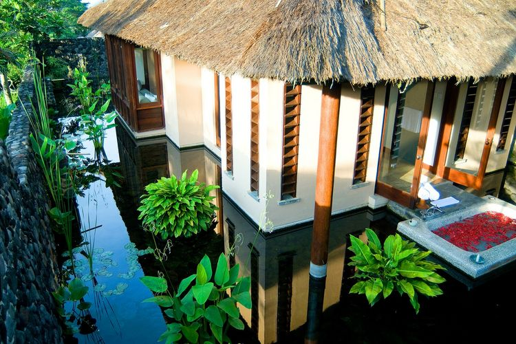 Alila Ubud garden valley villa-Indonesie