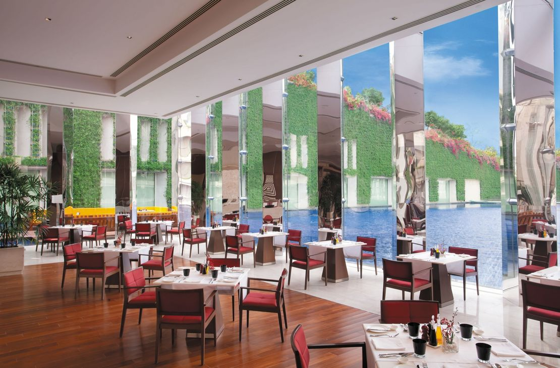 The Oberoi Gurgaon - Restaurant - India