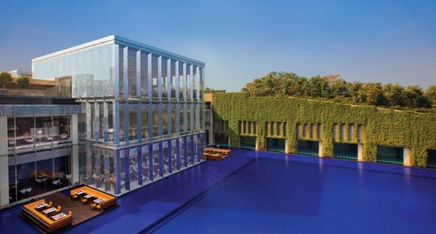 The Oberoi Gurgaon - Hotel Exterior - India