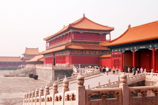 Forbidden City - Beijing - China