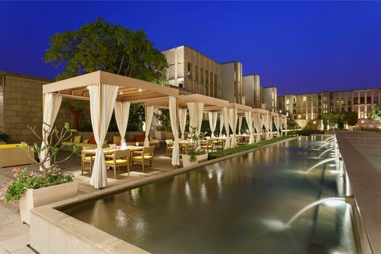 The Lodhi - The Courtyard - India