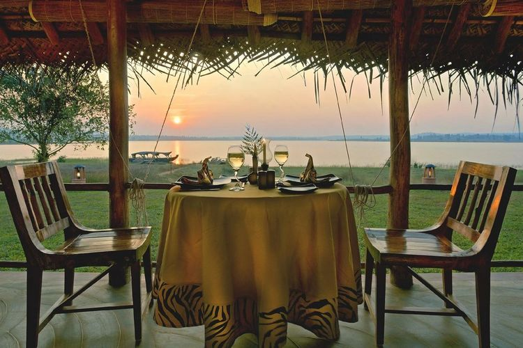 Orange County Kabini - Restaurant - India