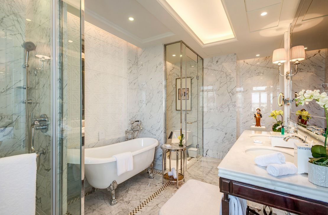 Sofitel Legend Peoples Grand Hotel - Bathroom - China