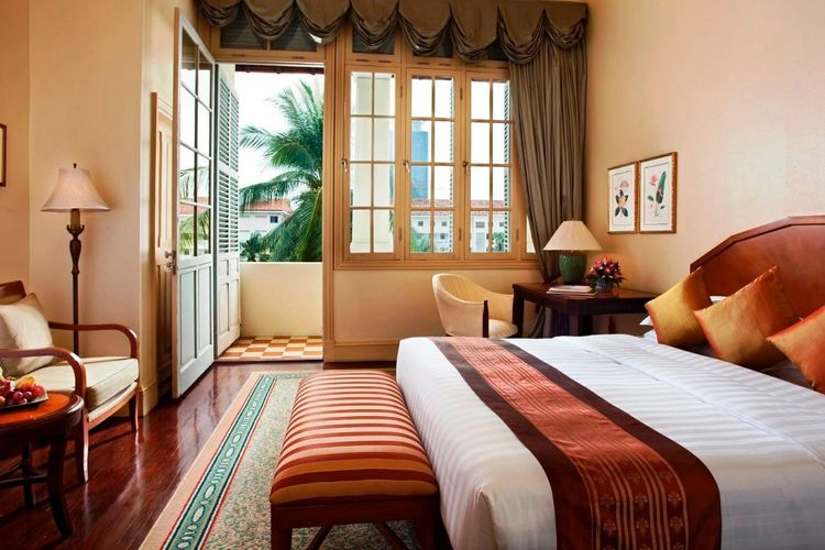 Raffles Le Royal - Landmark Room - Cambodja