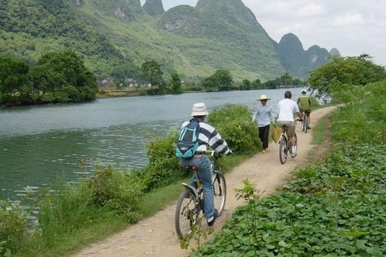 Cycling - Yangshuo - China
