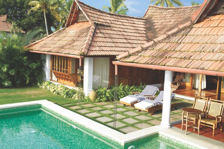 Kumarakom Lake Resort - Pool Villa - India