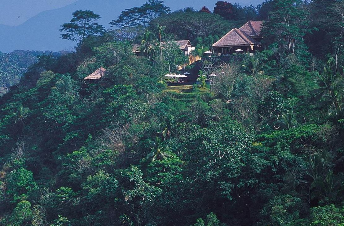 Alila Ubud a hillside retreat by ayung river-Indonesie