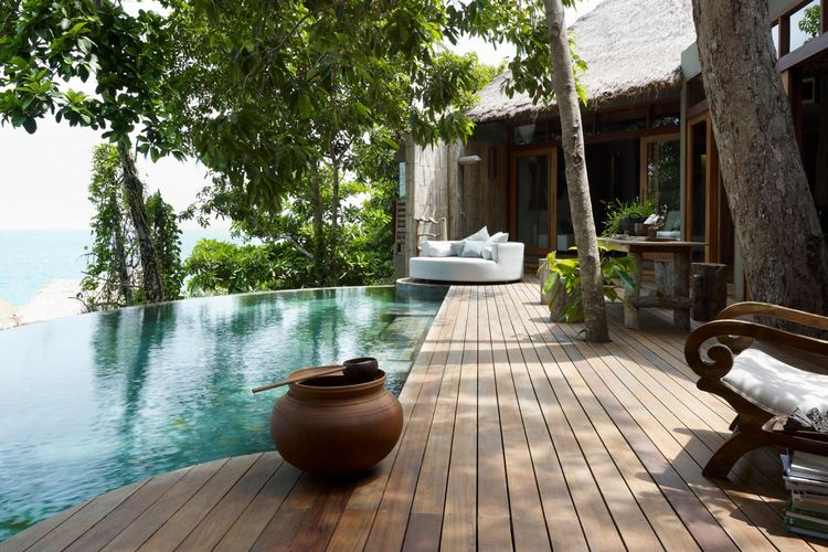 Song Saa Private Island - Deck Two Bed Villa - Cambodja