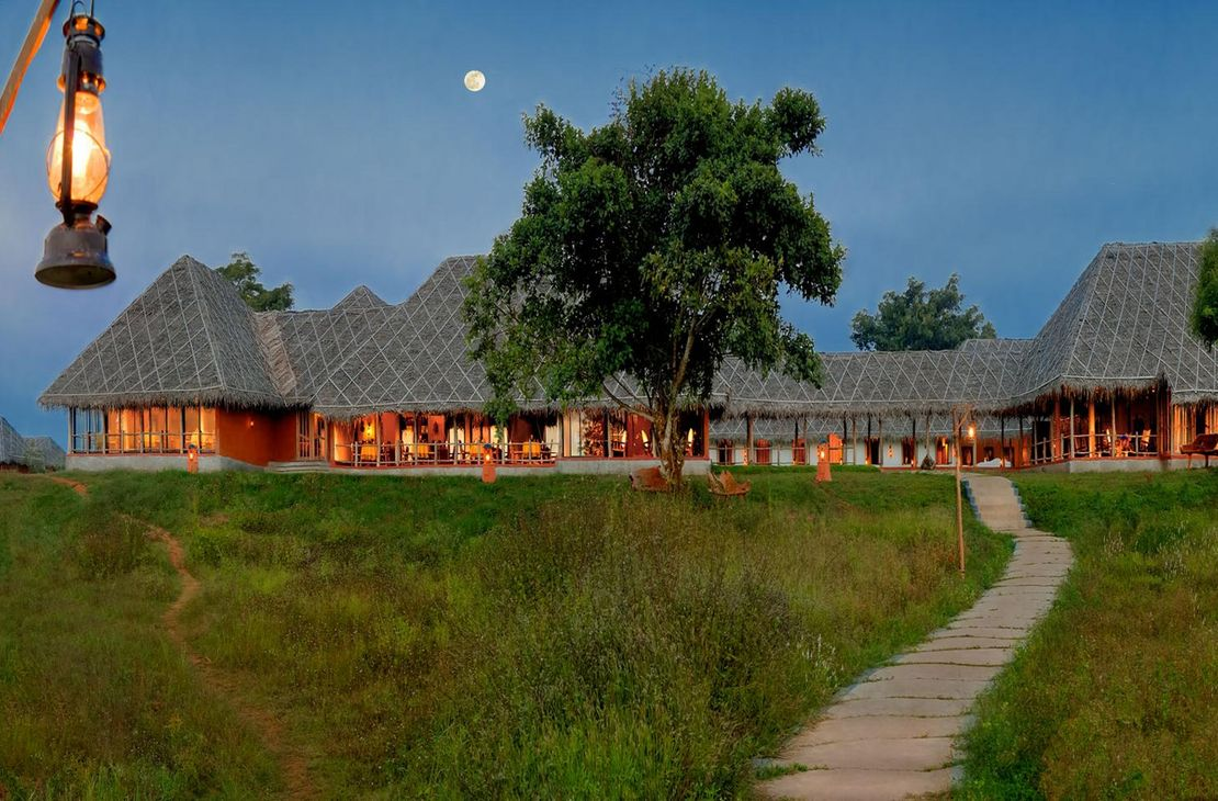 Orange County Kabini - Main Building - India