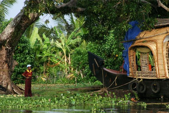 Neeleshwar Hermitage - Backwaters - India