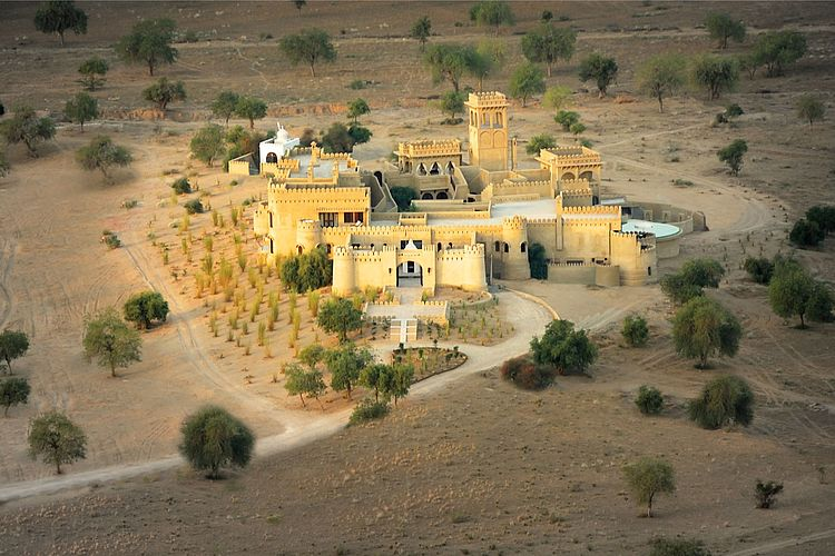 Mihir Garh Fort - Overview - India