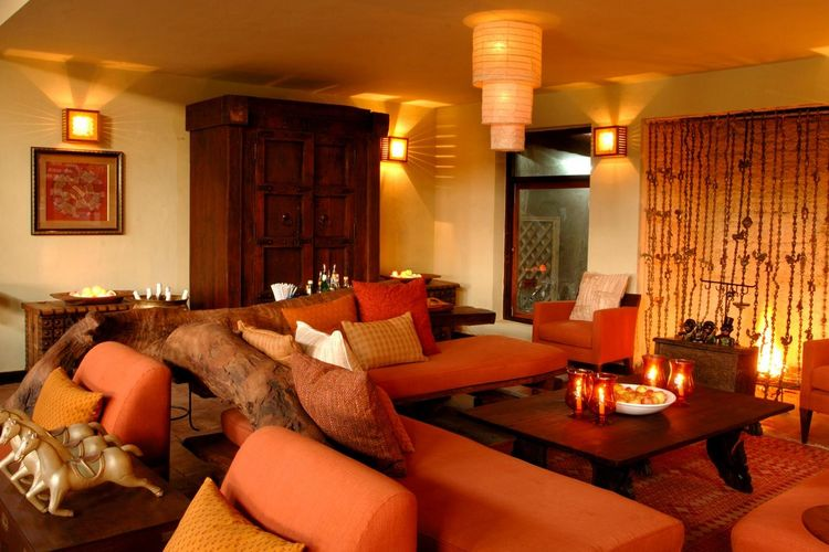 Mahua Kothi Lodge - Lounge - India