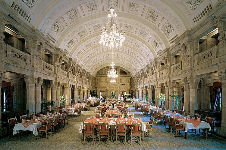 Taj Umaid Bahwan Palace - Restaurant - India