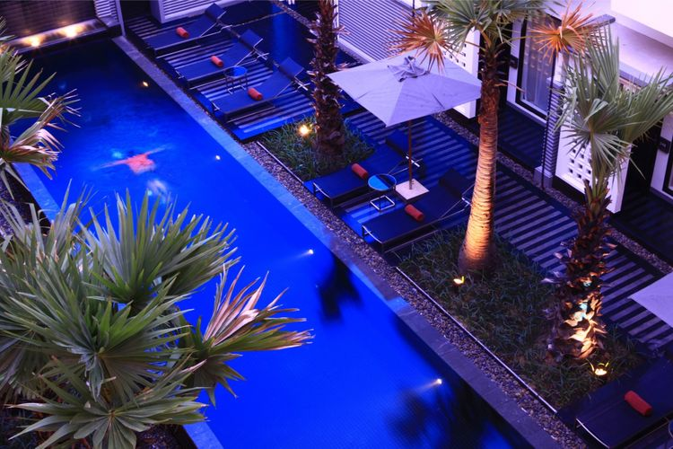 Shinta Mani Club - Pool - Cambodja