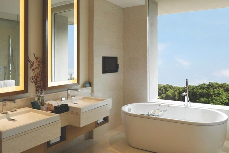 The Oberoi Gurgaon - Bathroom - India