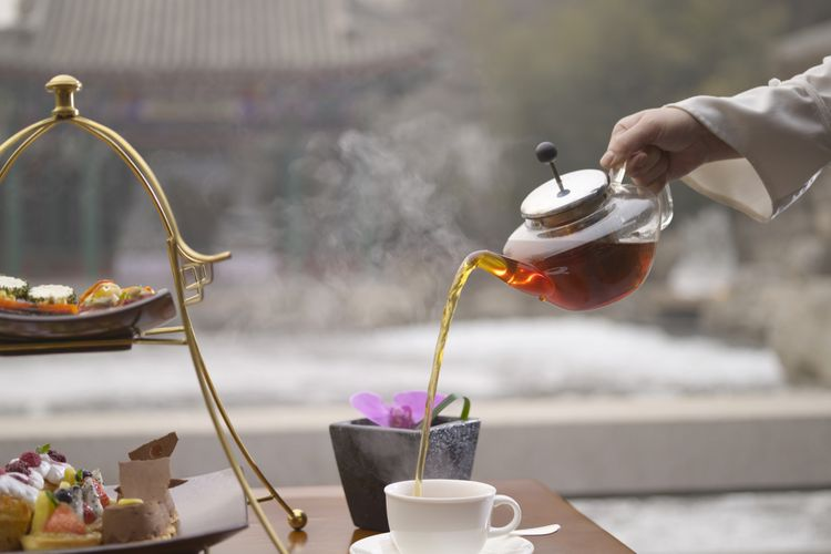 Aman At Summer Palace - Tea - China