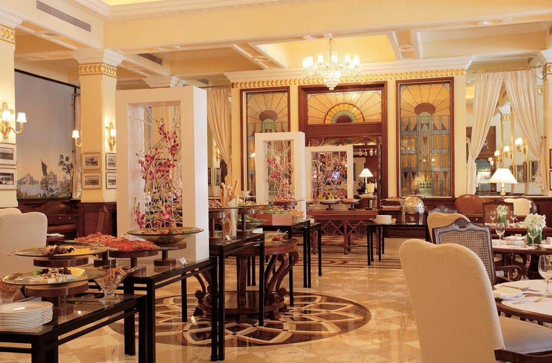 The Imperial - Restaurant - India