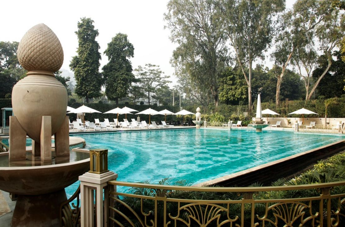 The Imperial - Swimming Pool - India