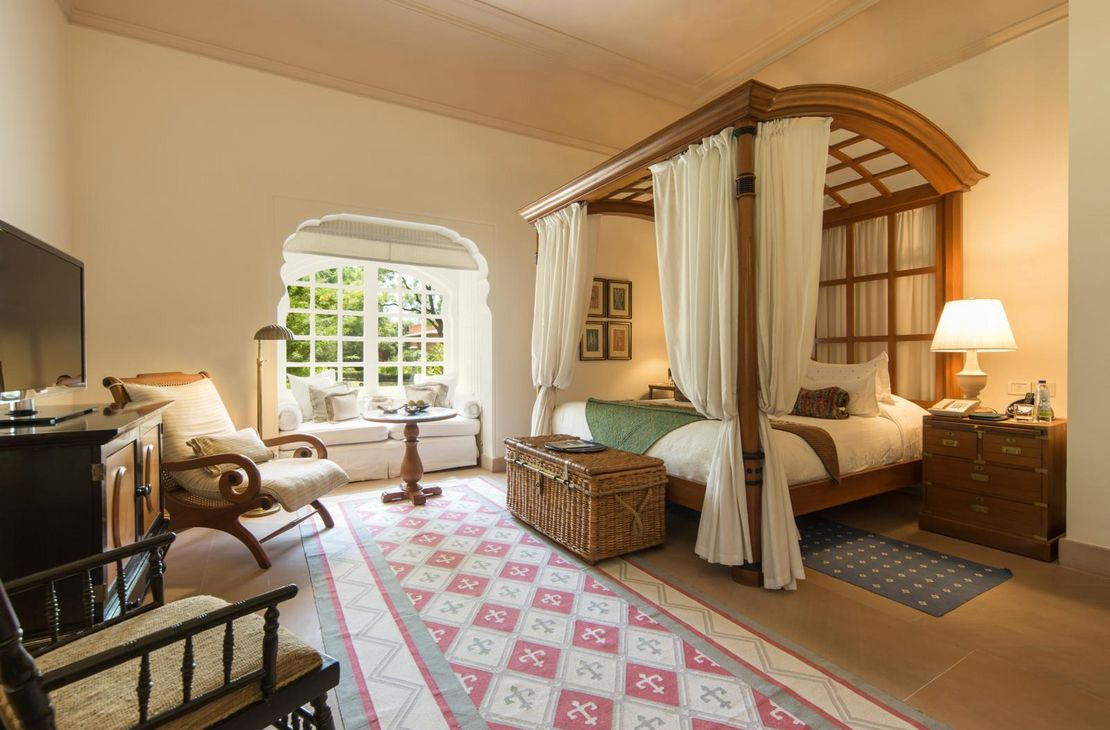 The Oberoi Rajvilas - Premier Room - India