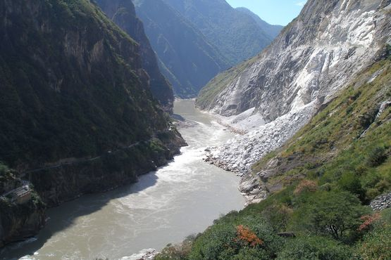 Tiger Leaping Gorge - China