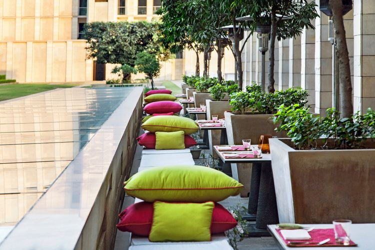 The Lodhi - Elan Alfresco - India