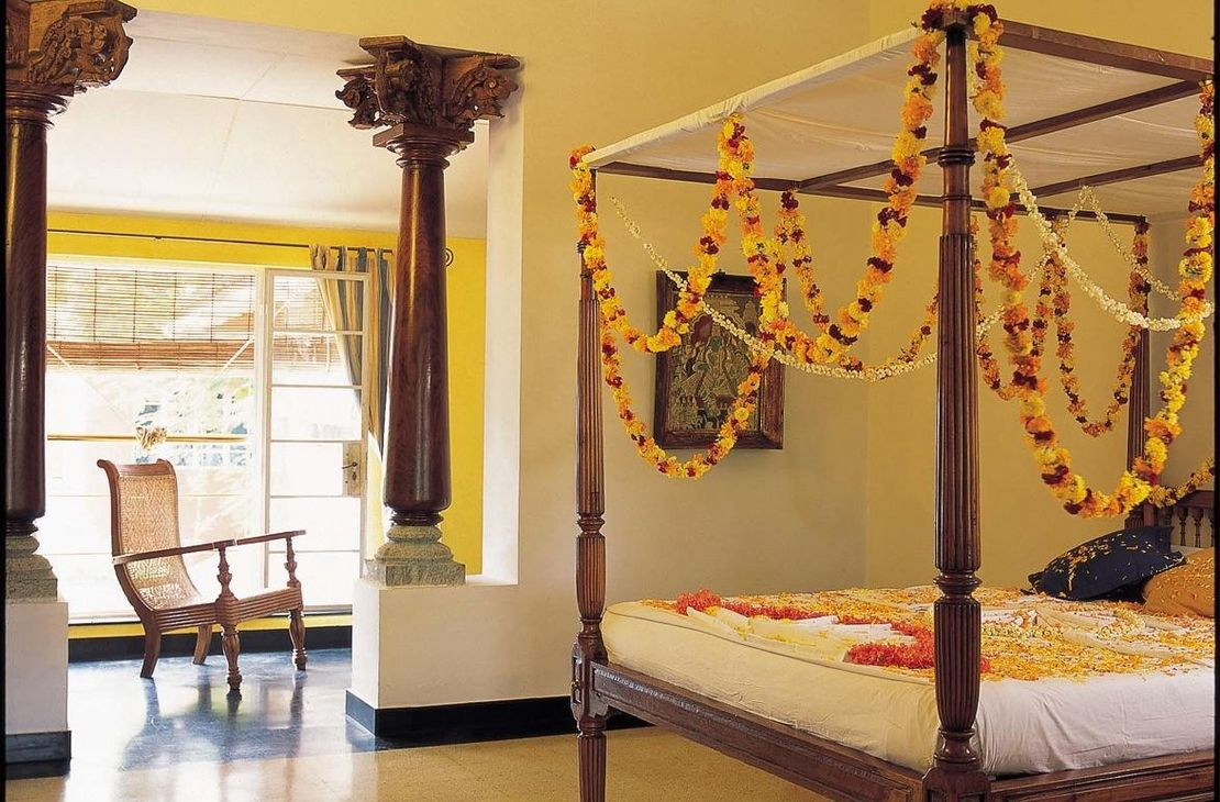 Malabar House - Roof Garden Suite - India