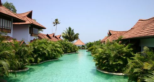 Kumarakom Lake Resort - India