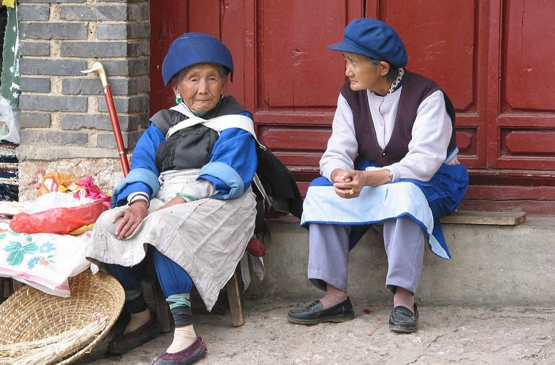 Naxi - Lijiang - China