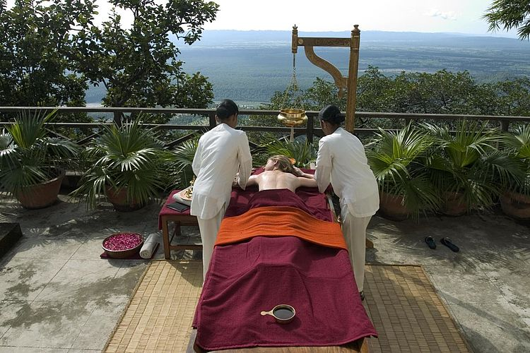 Ananda In The Himalayas - Massage - India
