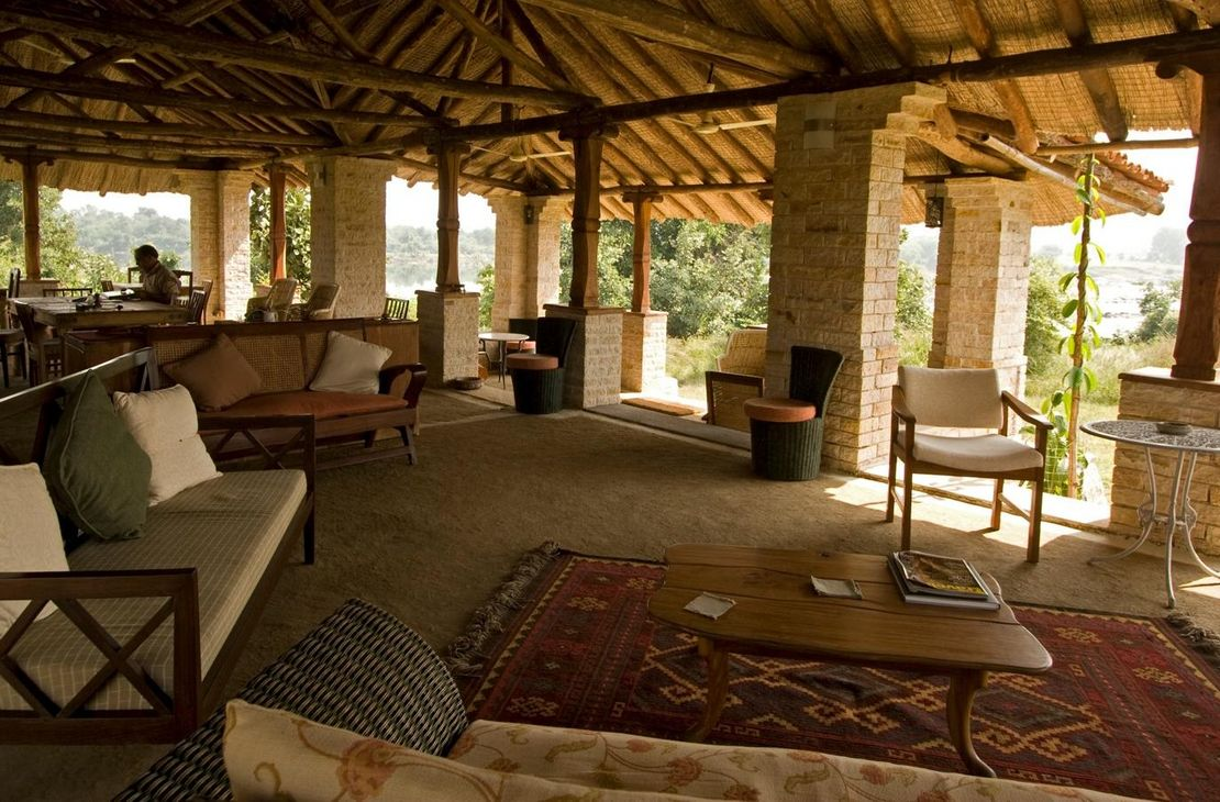 The Sarai At Toria - Seating Area - India