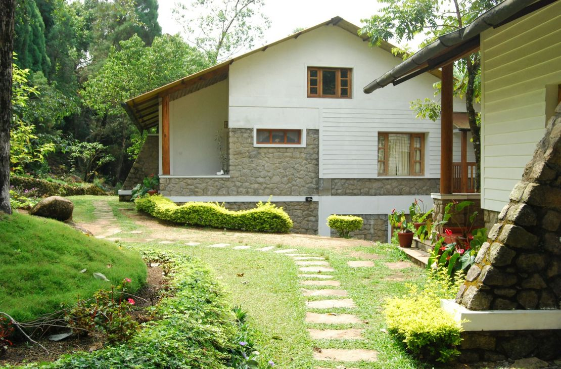 The Windermere Estate - Cottage Exterior - India