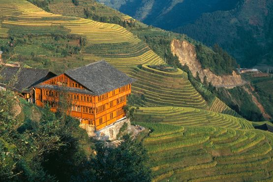 Lian Lodge - Hotel Exterior - China