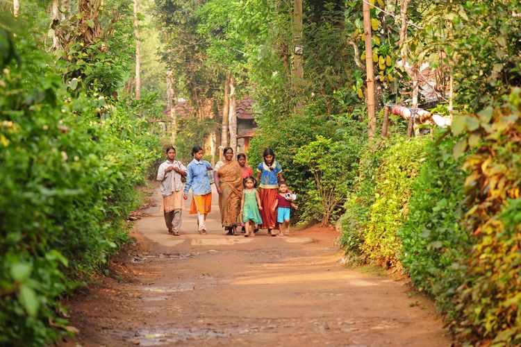 Orange Country Coorg - Guided Village Trail - India