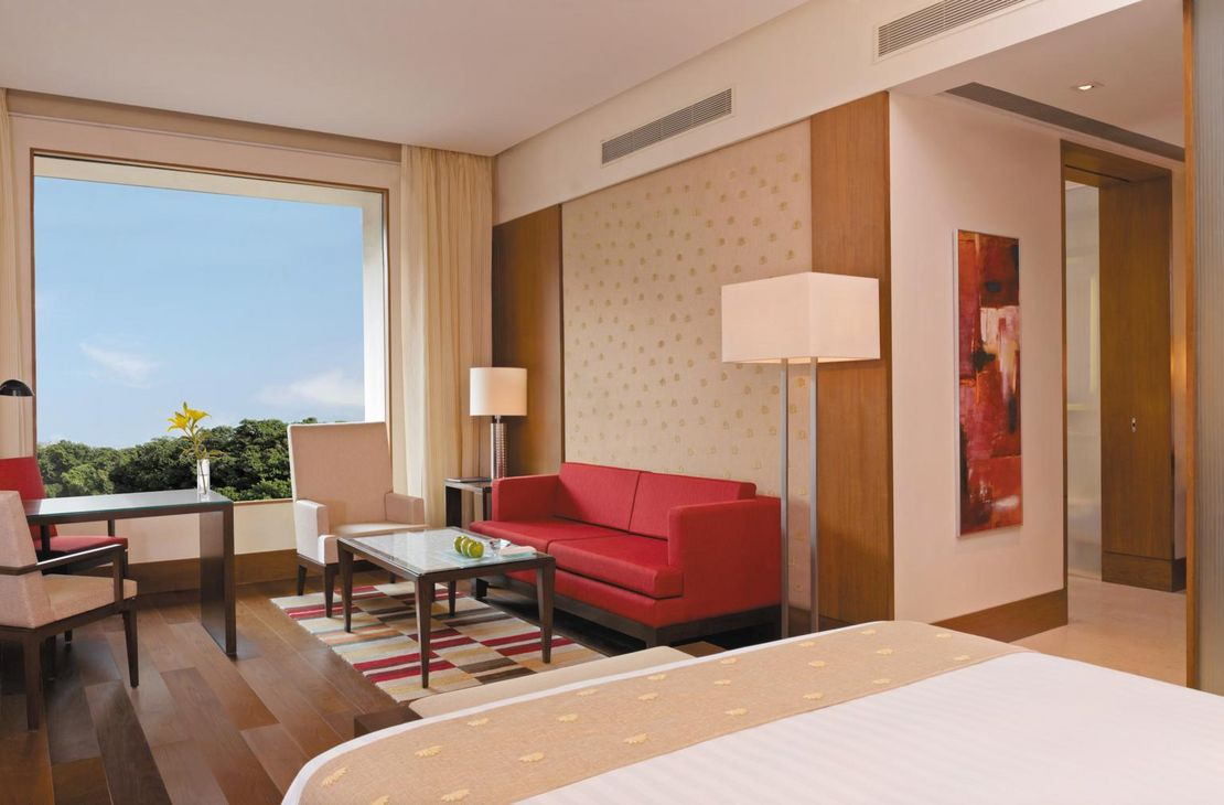 The Oberoi Gurgaon - Deluxe Room - India
