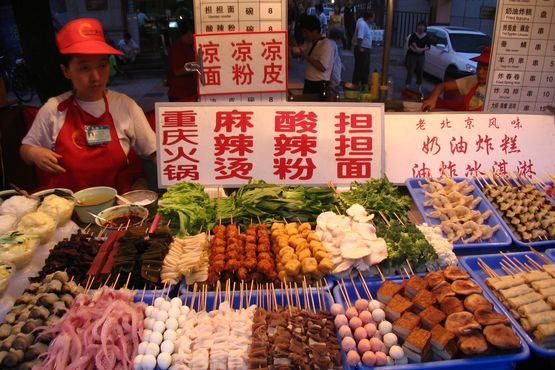 Streetfood Tour - Beijing - China