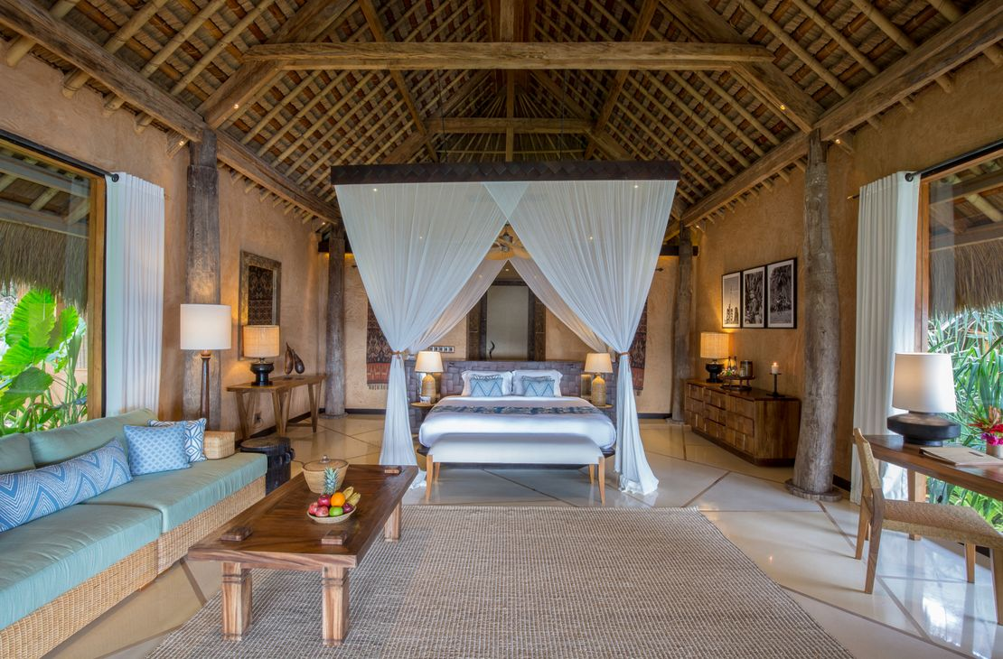 Nihiwatu Sumba Island bedroom - Indonesie