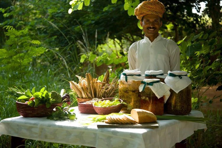 Sher Bagh - Chef - India