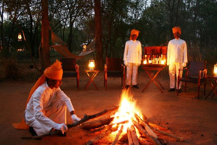 Sher Bagh - Campfire - India