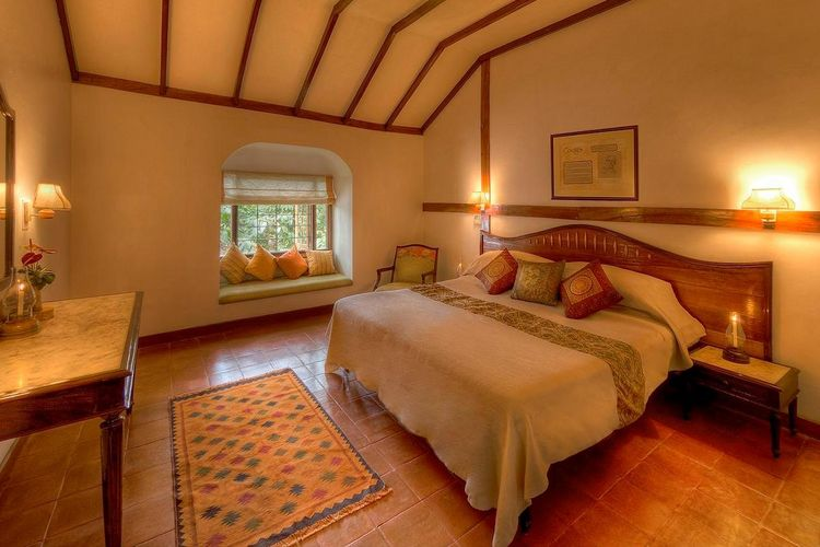 Orange County Coorg - Presidential Villa Bed - India
