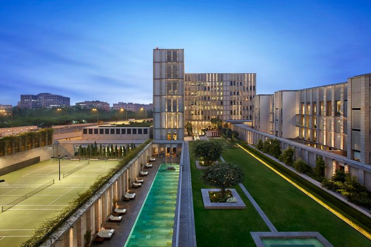 The Lodhi - Courtyard Facade - India