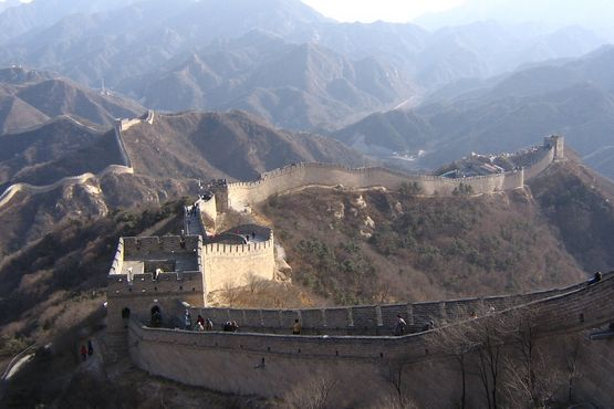 Great Wall - Beijing- China