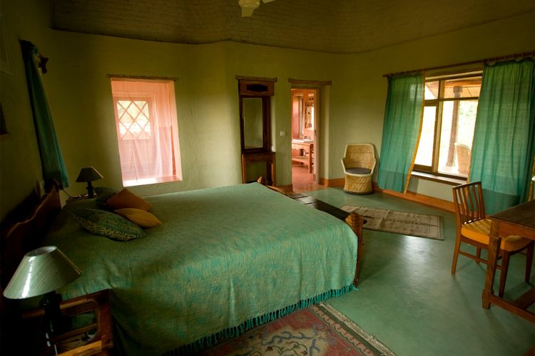 The Sarai At Toria - Bedroom - India