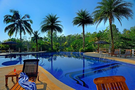 Orange Country Coorg - Family Pool - India