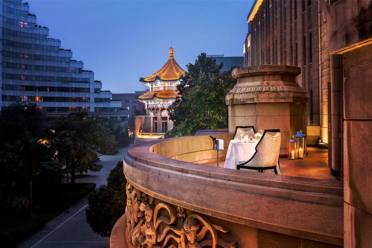Sofitel Legend Peoples Grand - Private Dining - China