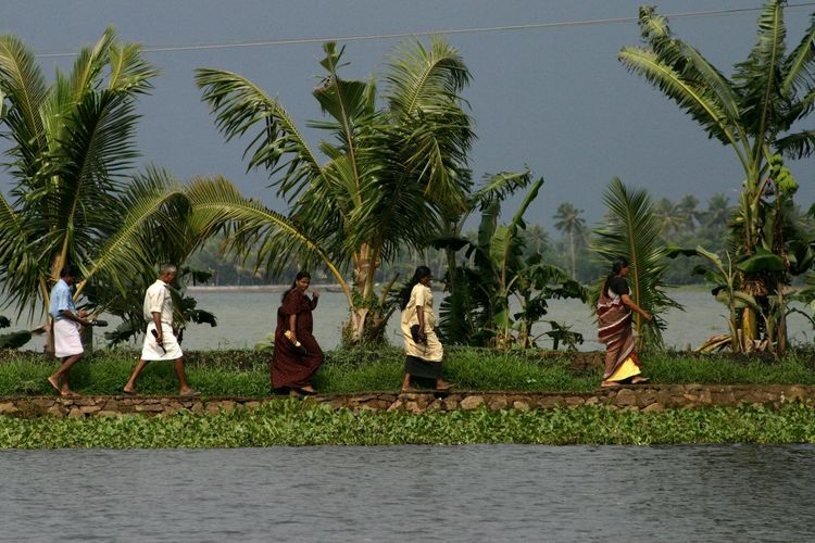 Kumarakom Lake Resort - Kerala Backwaters - India
