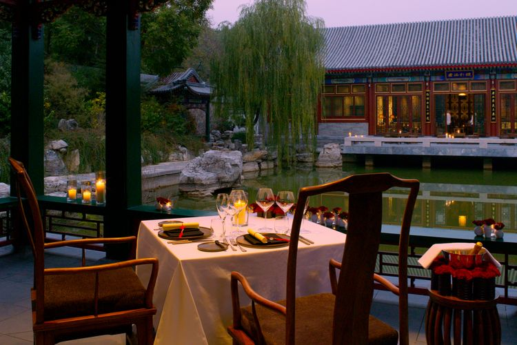 Aman At Summer Palace - Private Dining - China