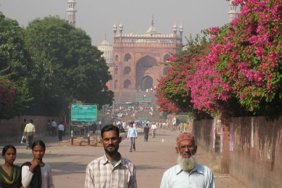 Red Fort - Delhi - India