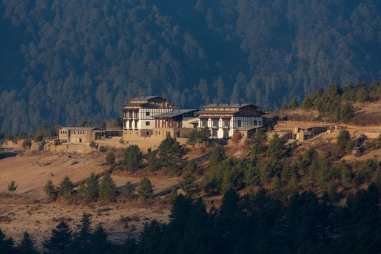 Gangtey Lodge - Ken Spence External Views - Bhutan