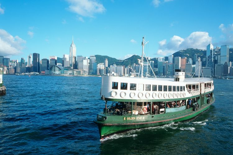 Hong Kong Star Ferry - China